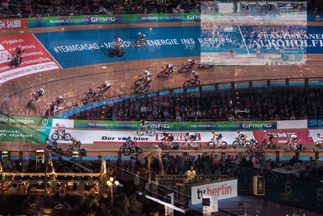 Berlin Six Days Track cycling